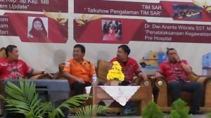 Dr. Dwi Ananto Wibrata, SST. M.Kes., Tim EMT&Basarnas