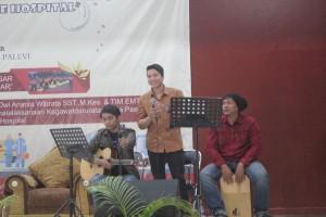 Band Akustik Alumni